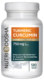 NutriDosha Turmeric Supplement Review