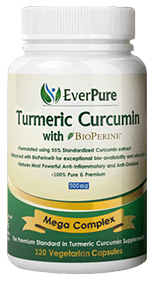 EverPure Turmeric Curcumin Turmeric Supplement Review