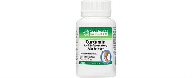Australian NaturalCare Curcumin Review615