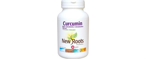 Curcumin 500 MG New Roots Herbal Review615