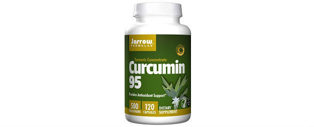 Curcumin 95 Jarrow Formulas Review615