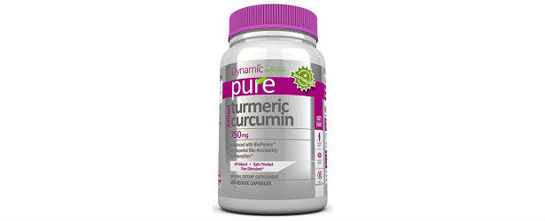 Dynamic Nutrition Pure Turmeric Curcumin Review