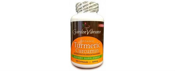 Garden Vibrance Turmeric Review