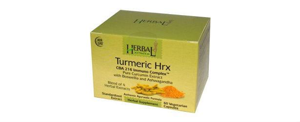 Herbal Destination Turmeric Hrx Review
