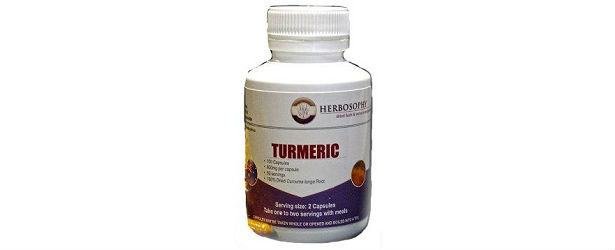 Herbosophy Turmeric Herb Capsules Review