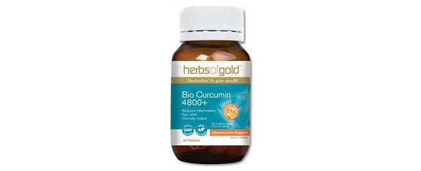 Herbs of Gold Biocurcumin 4800+ Review