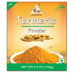 Isha Ruchi Turmeric Powder Review615