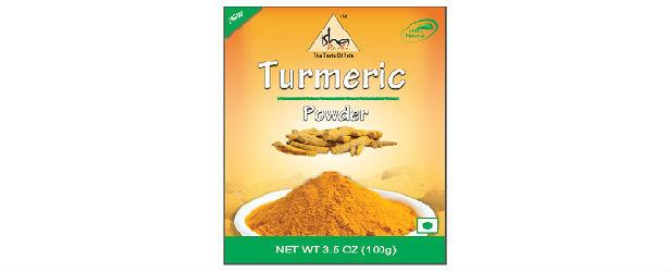 Isha Ruchi Turmeric Powder Review