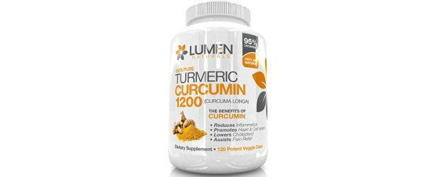 Lumen Naturals Turmeric Curcumin Review