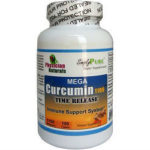 Mega Curcumin 1100 Time Release Physician Naturals Review615