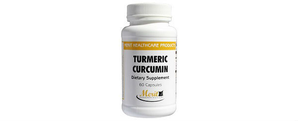 Merit Pharmaceuticals Turmeric Curcumin Review