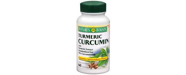 Natures Bounty Turmeric Carcumin Review