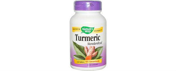 Nature's Way Turmeric Review