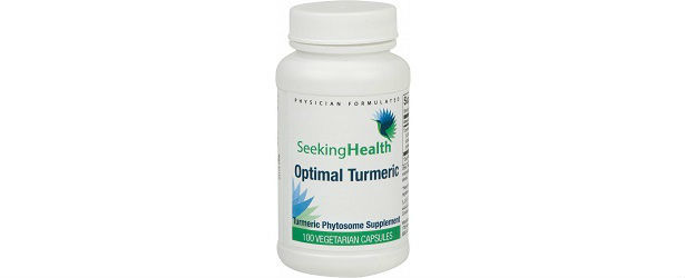Optimal Turmeric Seeking Health Review