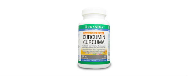 Organika Professional Line Curcumin Review