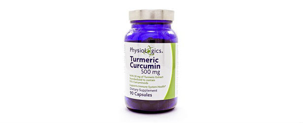 PhysioLogics Turmeric Curcumin Review