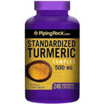 Piping Rock Standardized Turmeric Curcumin Complex Review615