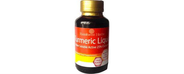 Rainforest Herbs Turmeric Liquid Review