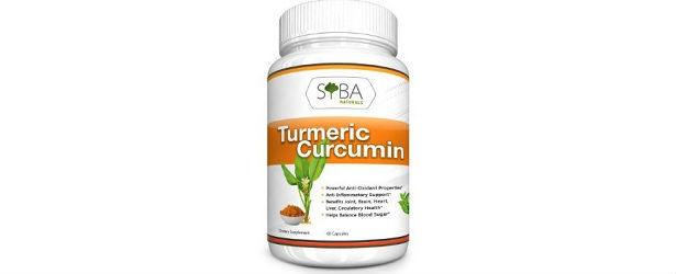 Syba Naturals Turmeric Curcumin Review