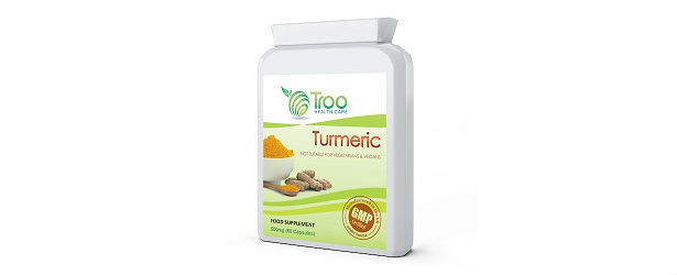 Troo Healthcare Turmeric Review