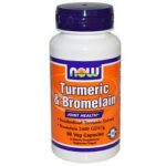 Turmeric & Bromelain NOW Foods Review615