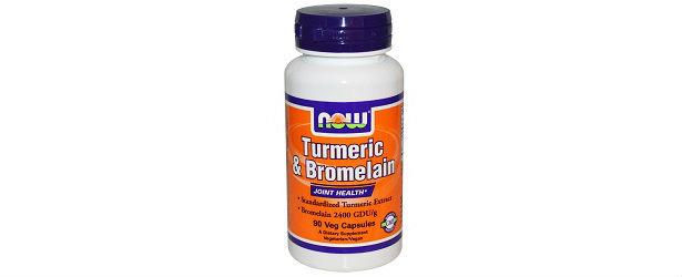 Turmeric & Bromelain NOW Foods Review