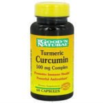 Turmeric Curcumin 500 mg Complex Good N' Natural Review615