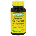 Turmeric Curcumin 500 mg Complex Good N' Natural Review615