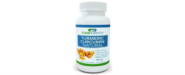 Turmeric Curcumin Natural Clear Nutrition Review