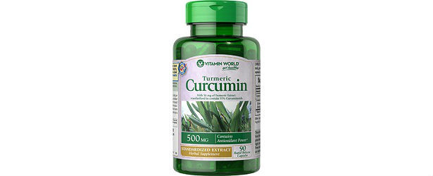 Turmeric Curcumin Vitamin World Review