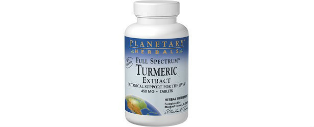 Turmeric Extract Full Spectrum Planetary Herbals Review