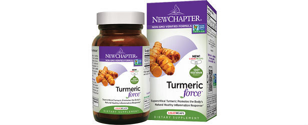 Turmeric Force New Chapter Review