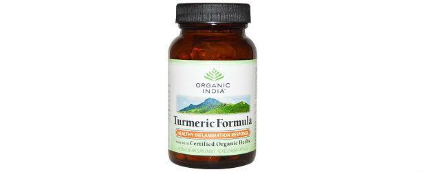 Turmeric Formula Organic India Review