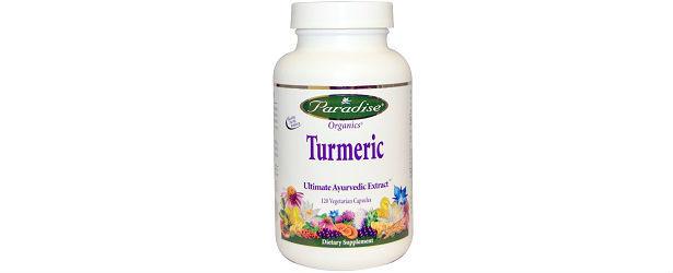 Turmeric Paradise Herbs & Essentials Organics Review