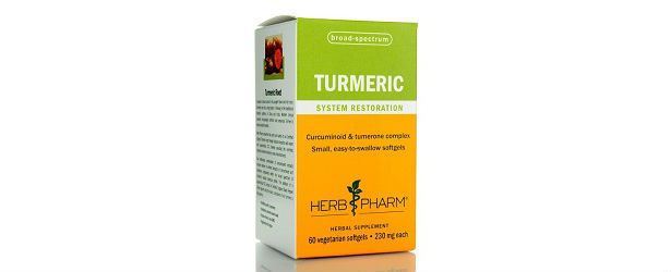 Turmeric Softgels Herb Farm Review
