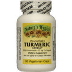 Turmeric Standardized Extract Nature's Wealth615
