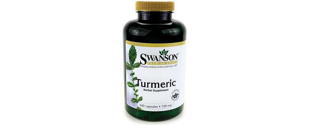 Turmeric Supplement Swanson Health Products Review