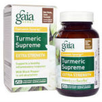 Turmeric Supreme Extra Strength Gaia Herbs Review615
