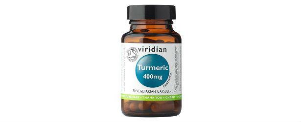 Viridian Organic Turmeric Review