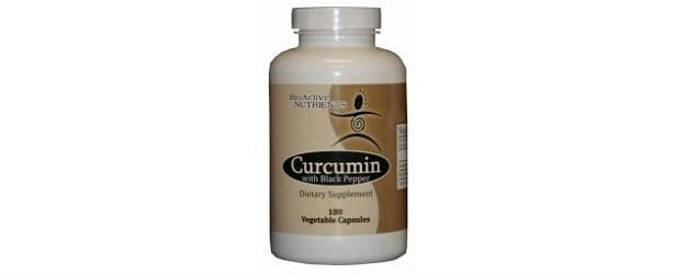 BioActive Nutrients Curcumin w/ Black Pepper Review