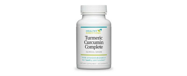 Healthy Direction Turmeric Curcumin Complete Review