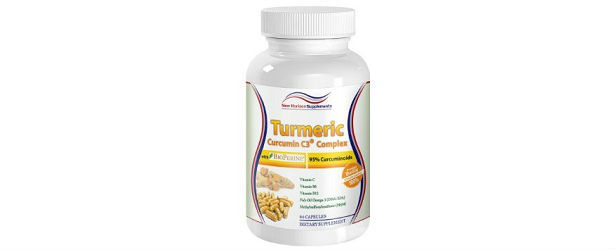 New Horizon Turmeric Curcumin C3 Complex with BioPerine Review