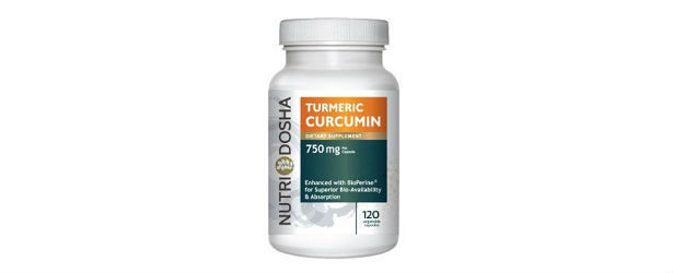 NutriDosha Turmeric Curcumin with Bioperine Review