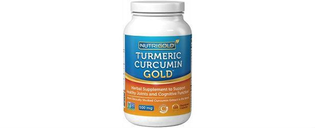 NutriGold Turmeric Curcumin GOLD Review