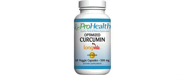 ProHealth Curcumin Herbal Supplement Review