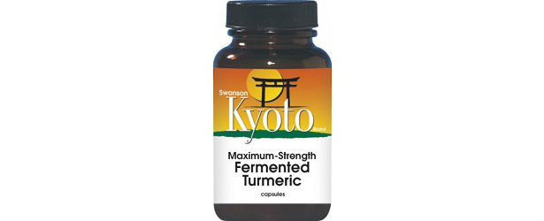 Swanson Kyoto Maximum Strength Fermented Turmeric Review