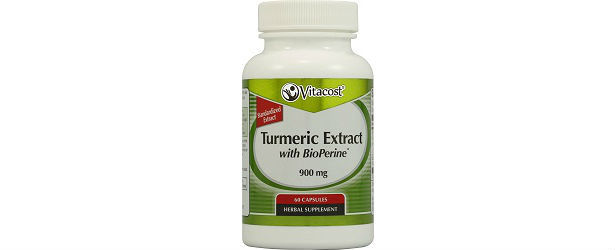 Vitacost Turmeric Extract Review